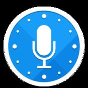 App Icon: WakeVoice ★ vocal alarm clock
