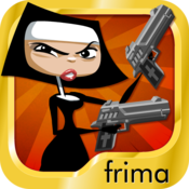 App Icon: Nun Attack