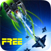 App Icon: Space War Free
