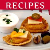 App Icon: Appetizer Recipes!