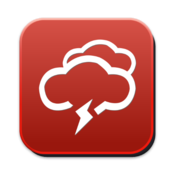 App Icon: Wetterwarner