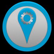 App Icon: RuleIt! Lite Ortseinstellungen