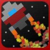 App Icon: Rocket Bits 0.4
