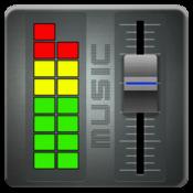 App Icon: Music Volume EQ