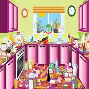App Icon: Wimmelbildspiele in der Küche 1.0