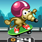 App Icon: Rat On A Skateboard 1.21.1
