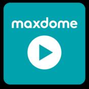 App Icon: maxdome