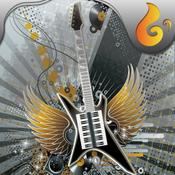 App Icon: Keyboard Guitar 2.0