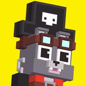 App Icon: Shooty Skies - Endless Arcade Flyer 1.601