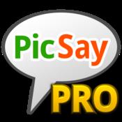 App Icon: PicSay Pro - Bildbearbeitung