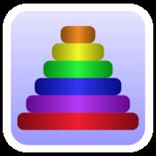 App Icon: Tower of Hanoi