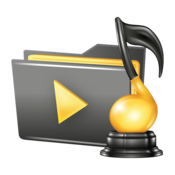 App Icon: Folder Player