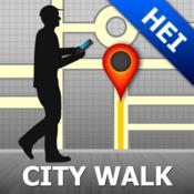 App Icon: Heidelberg Map and Walks