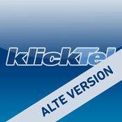 App Icon: klickTel - Deine lokale Suche HD 1.4