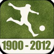 App Icon: Fussball Almanach - Fussball-Lexikon für die Hosentasche! 1.4