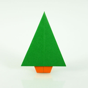 App Icon: Weihnachts Origami 2.1