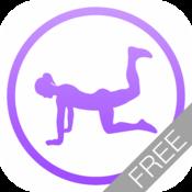 App Icon: Tägliches Po-Training GRATIS