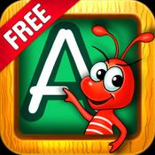 App Icon: ABC Zirkus (Deutsch) Gratis-Los mejores juegos de aprendizaje preescolar para los niños! 3.0