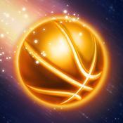 App Icon: StarDunk Gold - Basketball im Raum 2.2.5