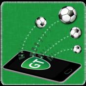 App Icon: Fußballergebnisse - GoalTone