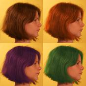 App Icon: ColorYourHair 1.1.4