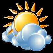 App Icon: Wetter vor Ort