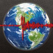 App Icon: Erdbeben - Internationale Berichterstattung, Alarme, Karten & kundenspezifische Benachrichtigungen von Erdbeben weltweit 4.1.7