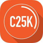 App Icon: C25K® - 5K Trainer FREE - (Go from Couch Potato to Running the 5K) 3.5