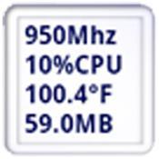 App Icon: Temp+CPU PRO