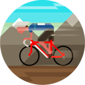 App Icon: BikeComputer Pro