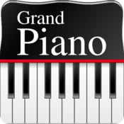 App Icon: Grand Piano Pro - Midi/USB