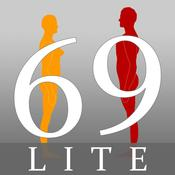 App Icon: 69 Positions Lite - Sexstellungen des Kamasutra [ Sex Positions ] 4.0.2