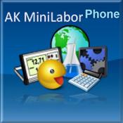 App Icon: AK MiniLabor Phone