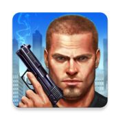 App Icon: Crime City (Action RPG)