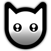 App Icon: SpaceCat (3D)