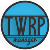 App Icon: TWRP Manager  (Requires ROOT)