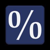 App Icon: Zinsrechner