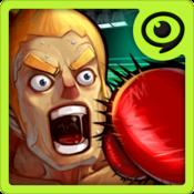 App Icon: Punch Hero