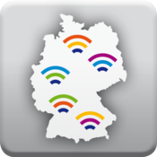 App Icon: Youth HotSpot- freie W-LAN App