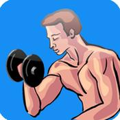 App Icon: Fitness exercises in the office HD 1.0