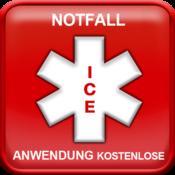 App Icon: Im Notfall - Teilweise