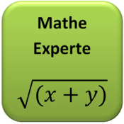 App Icon: Mathe Experte