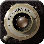 App Icon: FaceMan 4.1