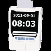 App Icon: Arbeitszeiterfassung (RD)