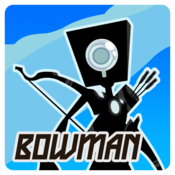 App Icon: Bowman Game