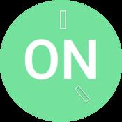 App Icon: On Time - Dynamic Smart Widget