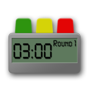 App Icon: Round & Workout Timer+