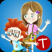 App Icon: Teppino - App zum Spielteppich