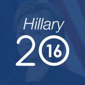App Icon: Clinton 2016