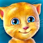 App Icon: Talking Ginger für iPad 2.3